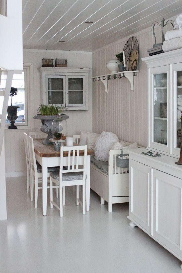 die besten 17 ideen zu esstisch shabby chic auf pinterest k chendeko shabby k che deko shabby. Black Bedroom Furniture Sets. Home Design Ideas
