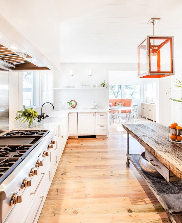 Interior Inspiration 12 Kitchens With Color: 1000+ Images About Kitchen Colors On Pinterest
