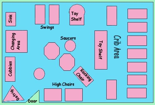 Infant Classroom Design Infant Classroom Layout Group