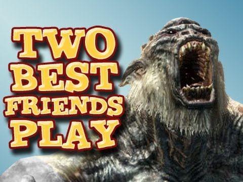 Two Best Friends Play - Skyrim