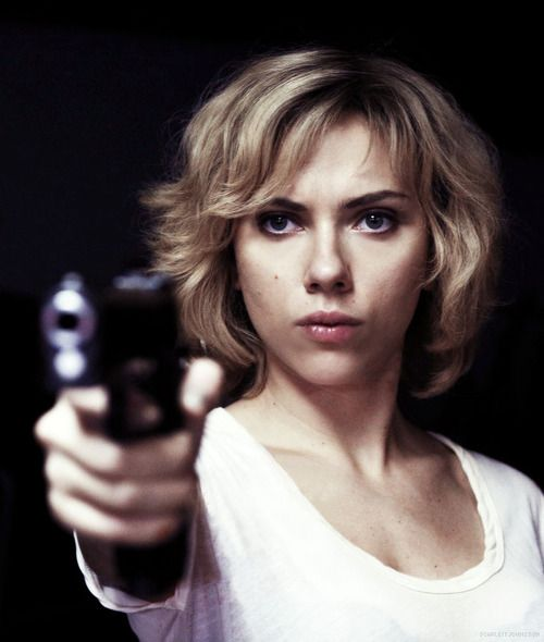 Scarlett Johansson in Lucy - I know this film has been criticized a lot, also by many feminists, and I agree it was silly on many levels, but nevertheless it made me feel extremely empowered in a way few movies have. A strong, independent female character (whose femininity or sexuality is NOT the main aspect of her being!) in control of her actions and the world around her is incomprehensibly rare theme in a movie of any genre. More of this, please.