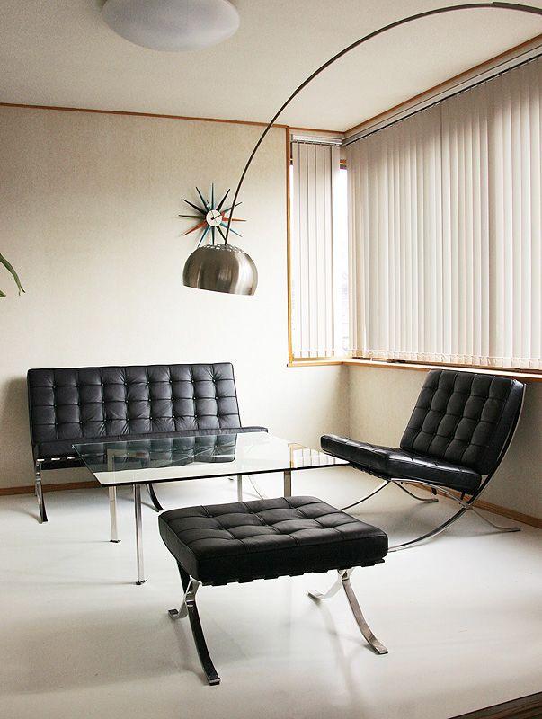 リプロダクト デザイナーズ照明 天井に吊るさない、ユニークな頭上照明 Arco Lamp アルコランプ | 家具・インテリアの通販 インテリアネオスタイル