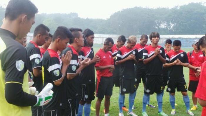 Skuad Martapura FC Dikumpulkan di Yogyakarta