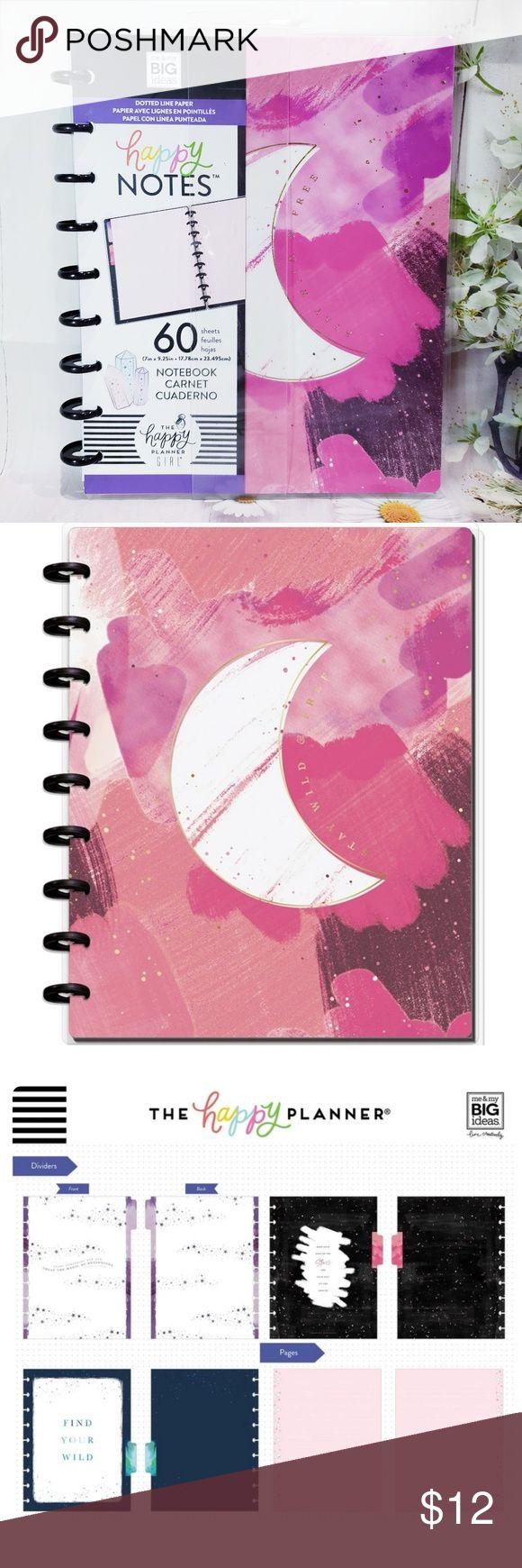 Stargazer Classic Size Happy Notes Happy Planner Create 365 Happy Planner Happy Planner Happy Planner Free Printable