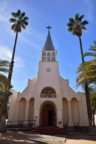 Catholic Cathedral, Pella, Northern Cape, South Africa   by South African Tourism