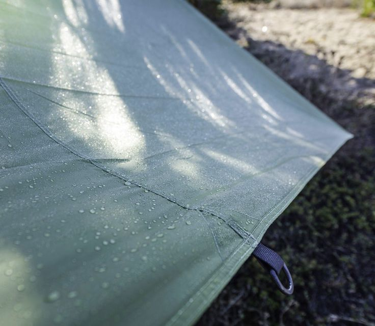 100% Waterproof ULTRALIGHT Rainfly! We are adventurers designing gear for Adventurers.