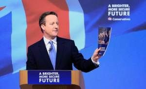 The 2015 Conservative Party Manifesto Lies, Broken Promises and Missing Policy