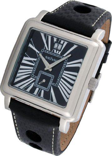 Sauvage Silver/Black mens watch Triumph SV 02190 SB Sauvage http://www.amazon.co.uk/dp/B009LEPWEA/ref=cm_sw_r_pi_dp_rLzavb103T6DC