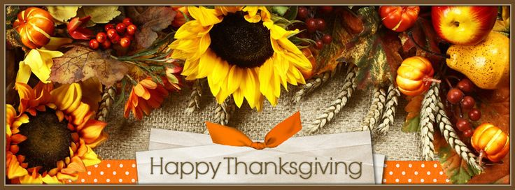 timeline covers    Thanksgiving Facebook Covers