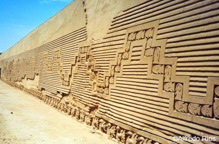 Chan Chan ruins in Trujillo: One of my Peruvian adventures!