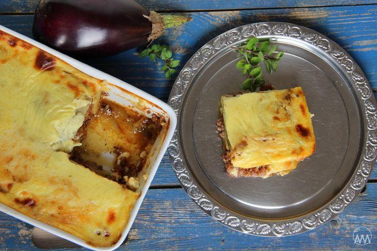 V kuchyni vždy otevřeno ...: Řecká musaka