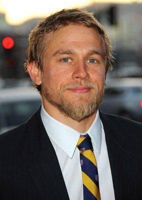 50 Shades has been cast. Meet Mr.Grey, Charlie Hunnam. Yep, I can