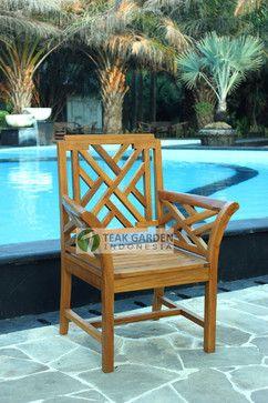 eclectic outdoor furniture. teak outdoor furniture eclecticchairs eclectic
