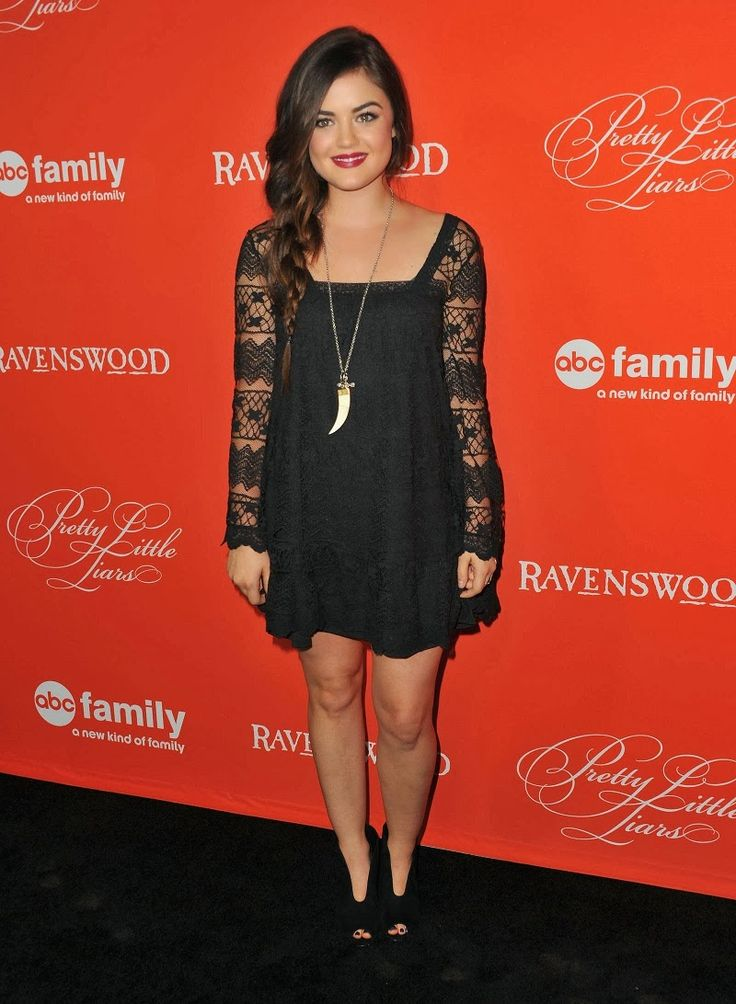 Lucy Hale – Pretty Little Liars Screening in Hollywood