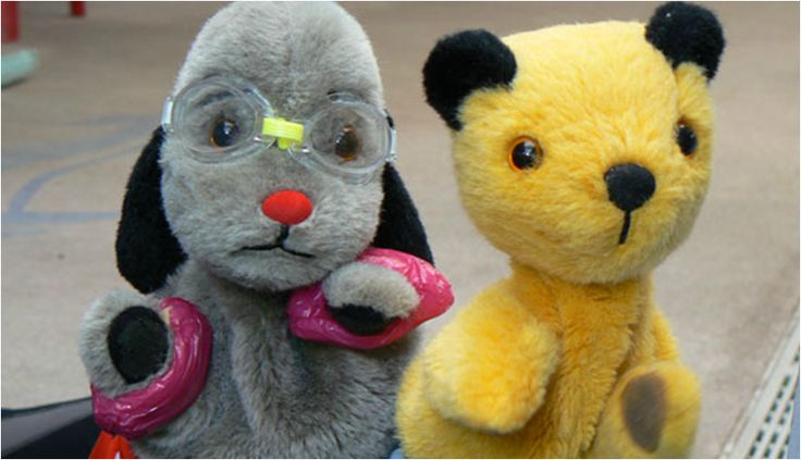 sooty and sweep .com - Google Search