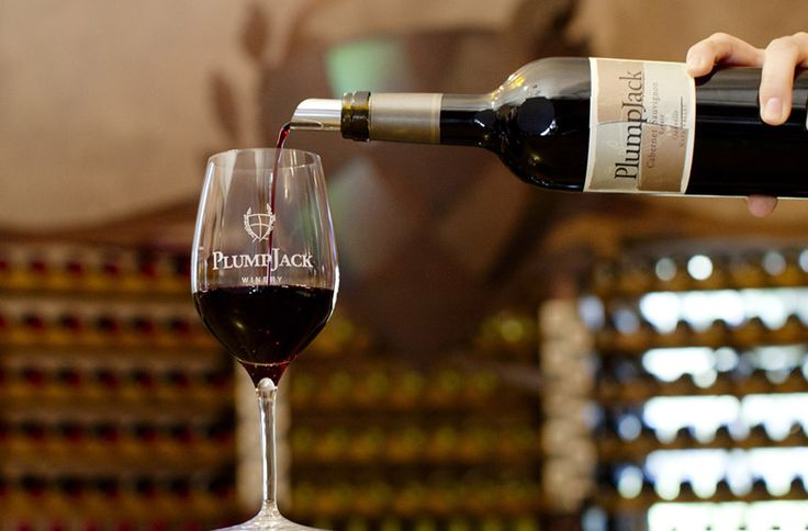 Napa Valley Winery   Plumpjack Winery   Oakville California Winery
