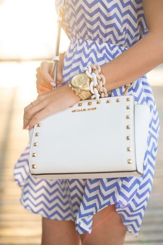 Michael Kors Selma purse
