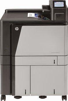 HP LaserJet M855xh Driver Download