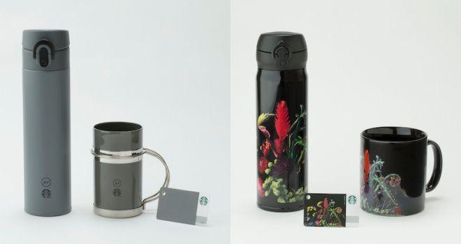 スターバックス コーヒー ジャパンが、藤原ヒロシが手がける「フラグメント(fragment design)」とコラボレーションした新作アイテムを6月7日に発売する。また23日には第2弾として、フラワーアーティストの東信が率いる「AMKK」とのトリプルコラボレーションを展開。全国のスターバックス店舗とスターバックスオンラインストアで取り扱う。