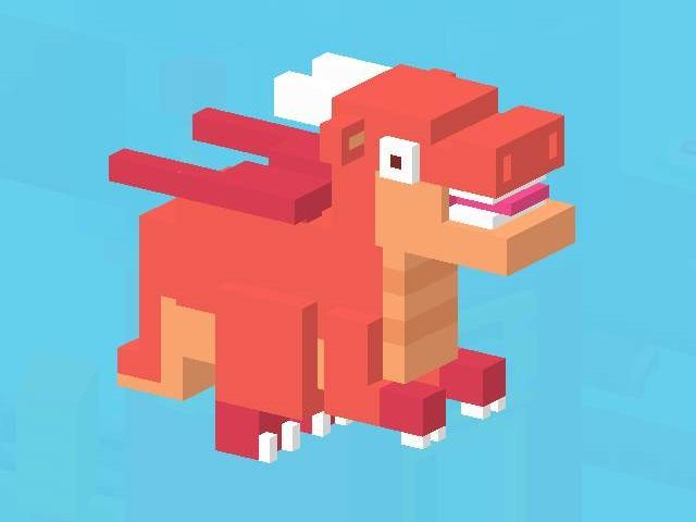 I got: Dragon <3! What Crossy Road Character Are You?