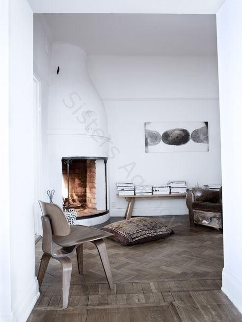 how to make parquet floors look good