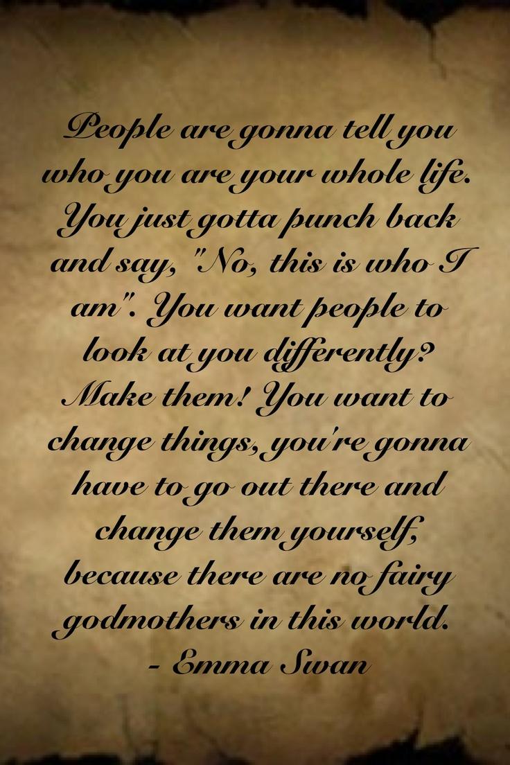 Emma Swan Quotes. QuotesGram
