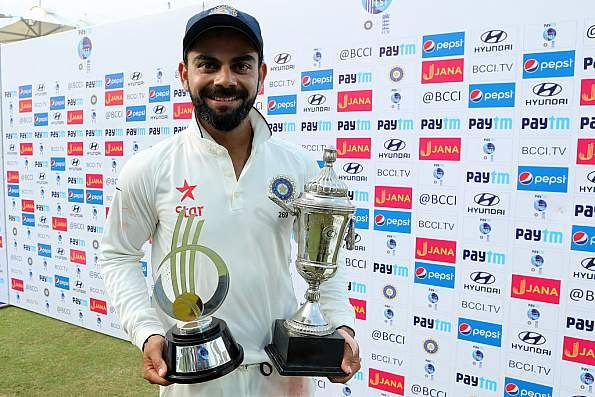 Latest sports opinion poll and survey question online Indian test team under ViratKohli has beaten England 4-0 in the test series and extended the unbeaten run to 18 tests. West Indies holds the record with 27 matches. Is this the sign that this team will become a great force become legendary as the West Indies of 80's and Australians of 2000 ?