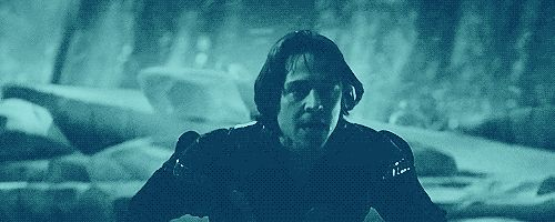 "(GIF.) ""Loki saves Sif. The thing about Loki is that he's the one who's keeping an eye on the whole fight instead of just fighting his guy. Because I think he thinks it's his responsibility to make sure everyone is on track and comes home safe. As they're all running away after this fight, he's the one who calls for Thor to make sure Thor is coming too."""