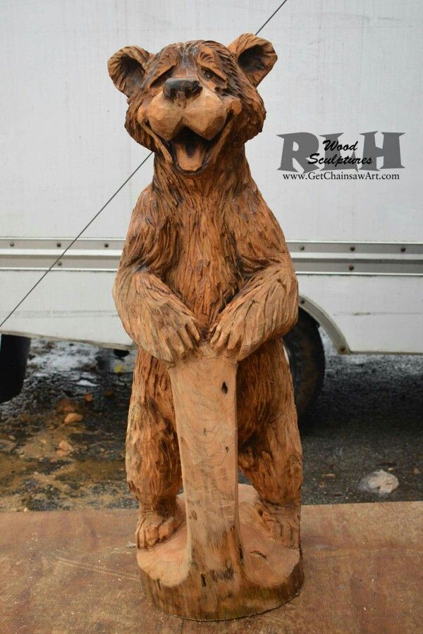 Images about chainsaw carving on pinterest