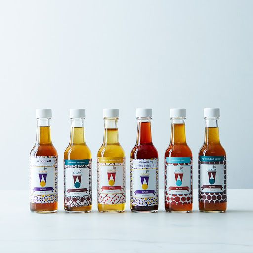 Small Batch Soda & Cocktail Syrups on Provisions by Food52