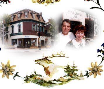 Black Forest Inn - Hamilton, Ontario
