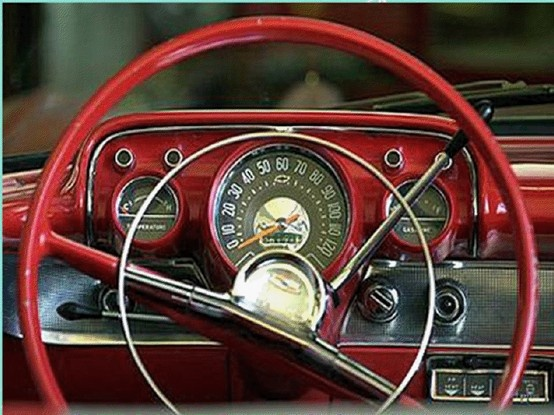 Great Old Car Dashboards