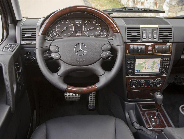Mercedes Benz G Class Inside Mercedes Benz G Class Benz G Class