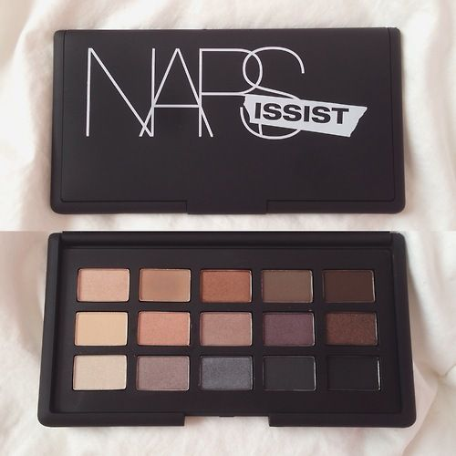 NARSissist eyeshadow palette - want!