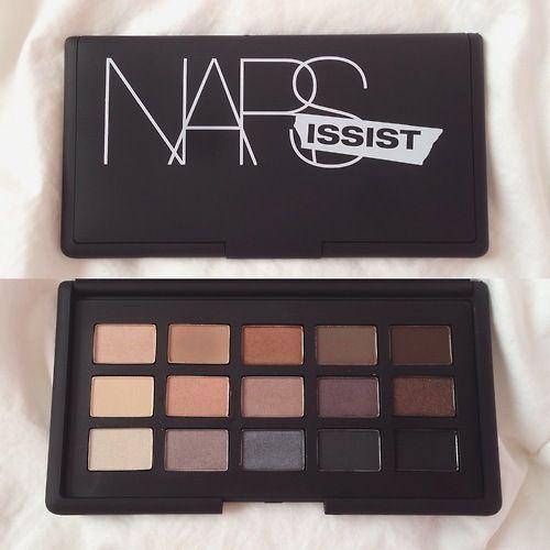 NARSissist eyeshadow palette - want!