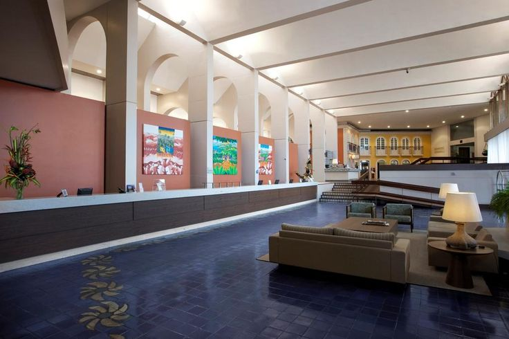 Hotel Bahia Othon Palace - Salvador #HotelDirect info: HotelDirect.com