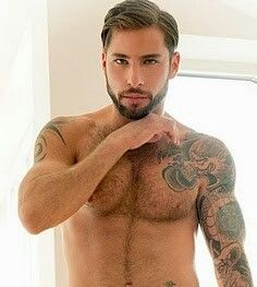 hairy gay muscles