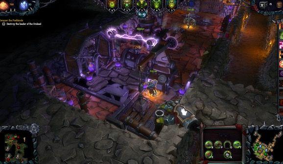 Dungeons 2 es un juego de rol con un extenso modo de campaña que esconde un humor negro muy divertido. También incluye un modo multijugador, con hasta cuatro jugadores mediante red de área local...