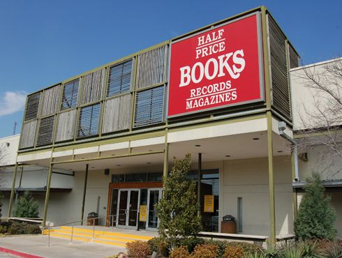 Half Price Books, namely the 58,000 sq ft flagship store on NW Hwy. The independently-owned coffee shop attached is worth a stop, too.