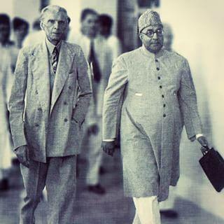 Two great Leaders <3 Quaid-E-Azam Muhammad Ali Jinnah and Sir Liaquat Ali Khan <3 #pakistan #love #lovepakistan #quaideazam #liaquatalikhan #leaders #leadership #like4like ##l4l #followme #f4f #follow4follow