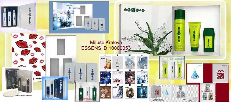 WEIHNACHTEN MIT ESSENS  M.Kralová  ESSENS ID 10000053 www.essens-czech.cz/