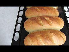 Хлеб рецепт! Белый ХЛЕБ в духовке! Домашний хлеб ДРОЖЖЕВОЕ ТЕСТО Выпечка хлеба Рецепты кулинария