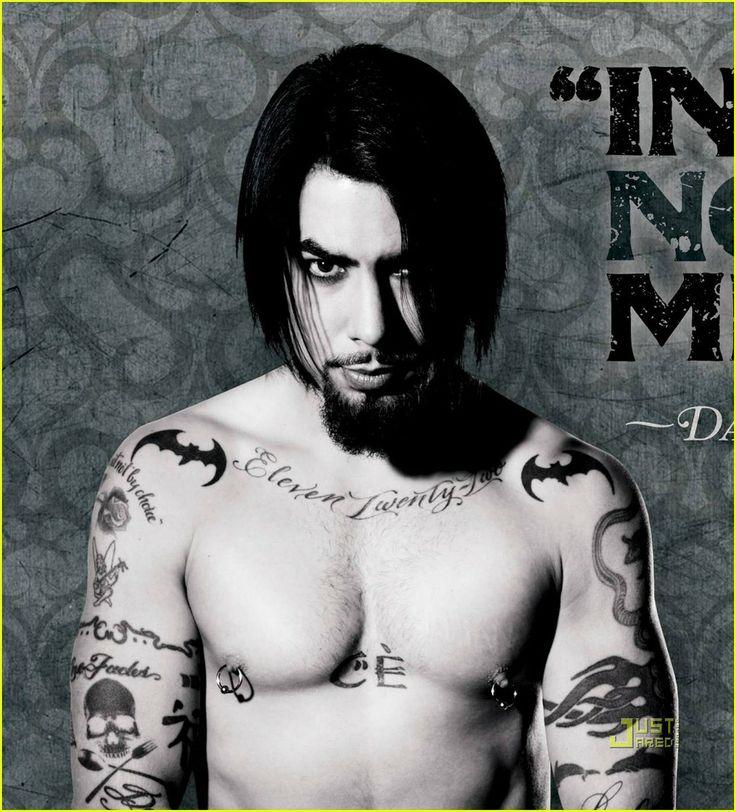Dave Navaro! Next level tattoo, Celebrity tattoos, Dave