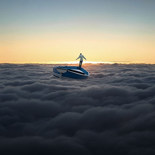 Beyond the sky by Ahmed Emad Eldin, via Behance