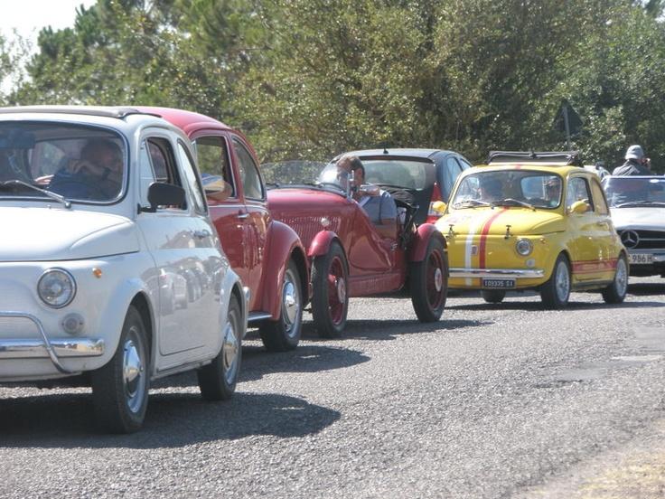unterwegs am Lago di Chiusi, 19.08.2012