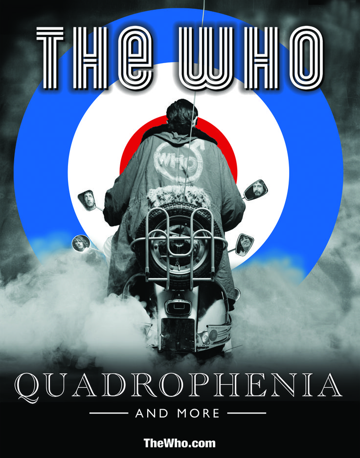 The Who. Amway Center. 11.3.12. http://www.amwaycenter.com/events/who-quadrophenia-tour #thewho #classicrock