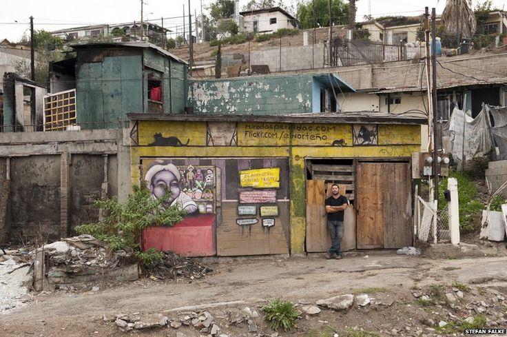 In pictures La Frontera