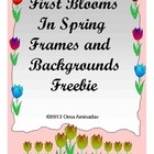 Here are 2 original Frames and backgrounds for your commercial uses. This is a freebie from my larger product, which is available at my store, if y...