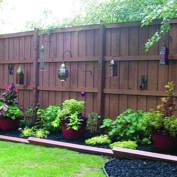Pin By Jen Jamosky On 2020 In 2020 Backyard Fences Small Garden Fence Diy Garden Fence