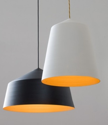 No wiring for a pendant in the dining room but if there was, this would be front runner.